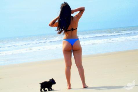 Aiai A Praia Boa Tarde Gentem Foto By Amor