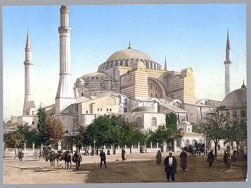 [Mosque of St. Sophia, Constantinople, Turkey] (LOC) | by The Library of Congress