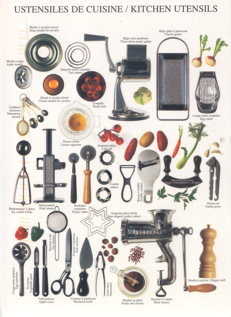Atelier Nouvelles Images Kitchen Utensils From Sherri I Flickr