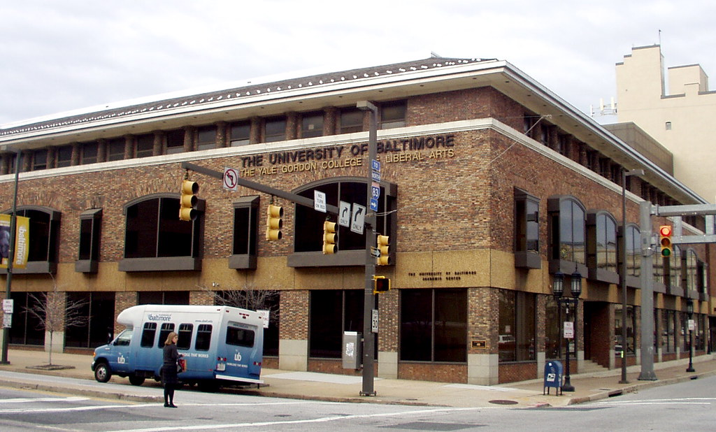 c3. University of Baltimore Academic Center (The Garage) | Flickr ...