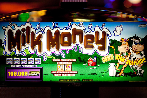 Milk money slot machine online game geant casino lanester traiteur