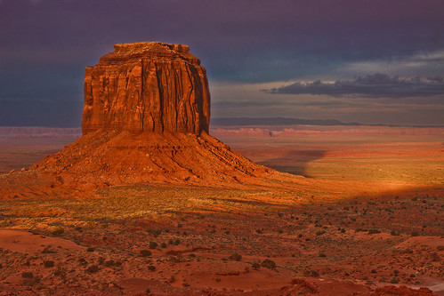 Monument Valley Sunset | by Michael Riffle