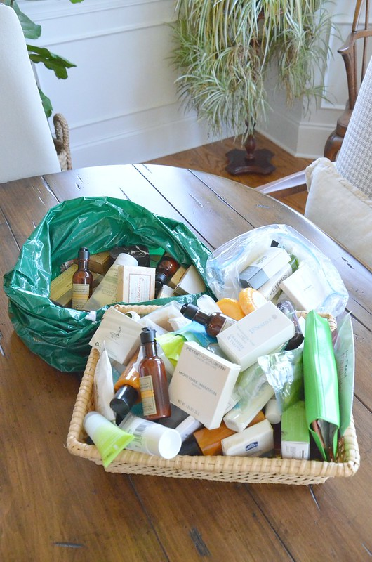 Toiletries donation-Housepitality Designs
