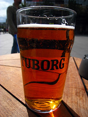 a pint o' Tuborg | by Dani P.L.