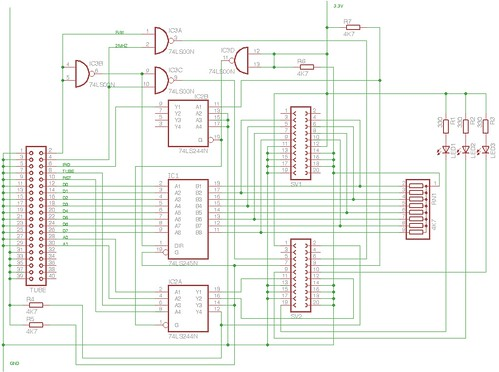 bbc micro ethernet schematic v1 1 this is a revised versio flickr rh flickr com