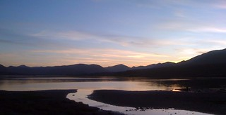 Sunset over Loch Tulla | by Calgacus Wasabi