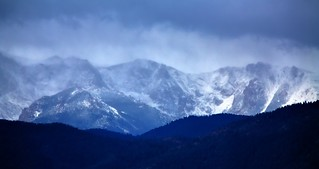 Pike's Peak Range | by LanieB1966