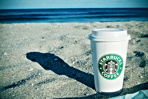 Pumpkin Spiced Latte on the Beach <3 | by FelonyMelanie