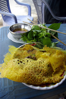 Banh Xeo (Vietnemese Pancake) | by The Hungry Cyclist