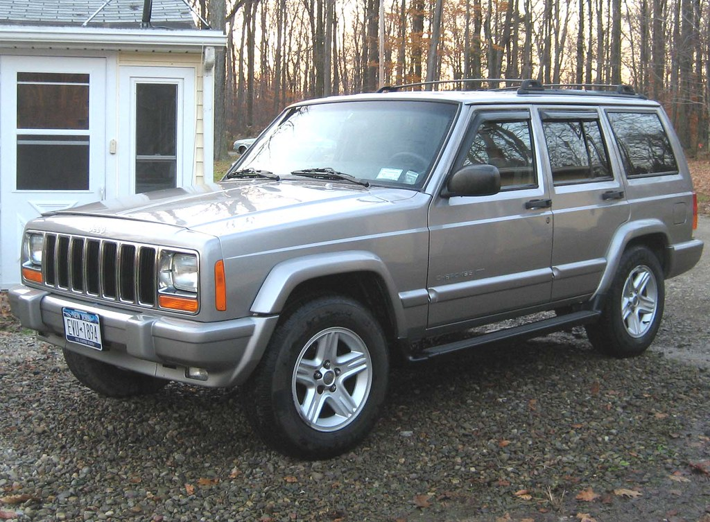 2000 Jeep Cherokee Limited After Still Needs A Few