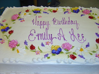 Emily Lee's Birthday Cake | by Racine Public Library, Wisconsin