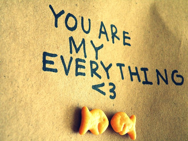 You Are My Everything 3 Unipinnatetumblrcom Flickr