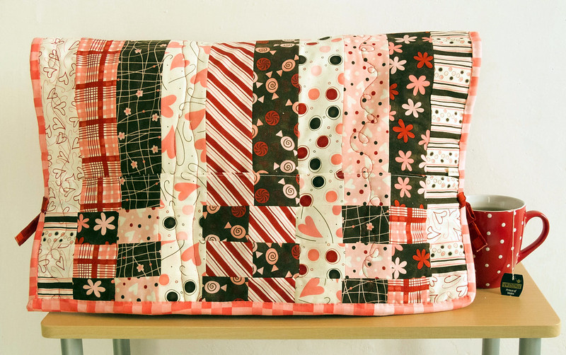 Sewing Machine Cover #2 double-sided