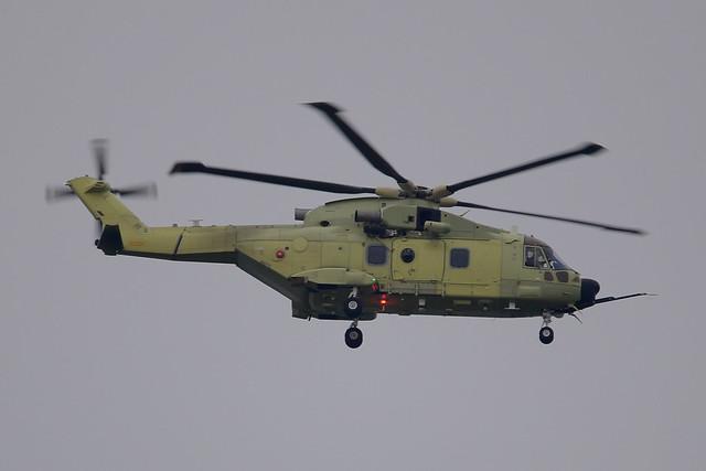 ZZ100 Merlin Mk.612