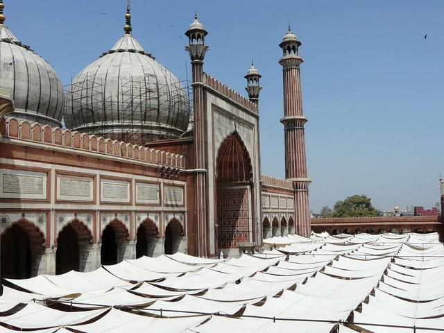 Jama Masjid de Delhi (India)