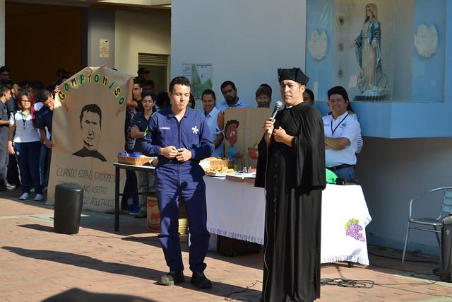 Conmemoración del Día de San Juan Bosco