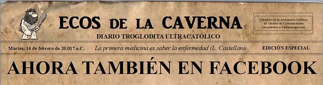 Ecos de la Caverna en Facebook