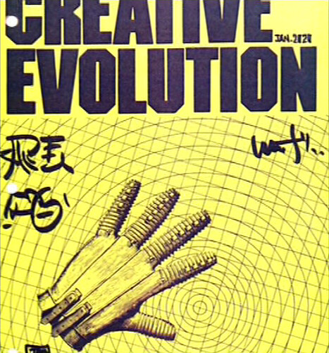 Creative Evolution | by sbwoodside