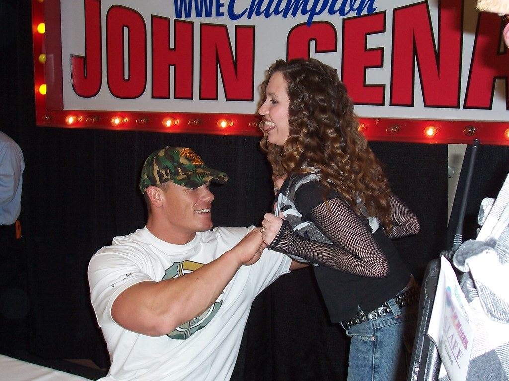 Meeting john cena photos from the meet and greet with john flickr meeting john cena by rachelm1981 meeting john cena by rachelm1981 m4hsunfo