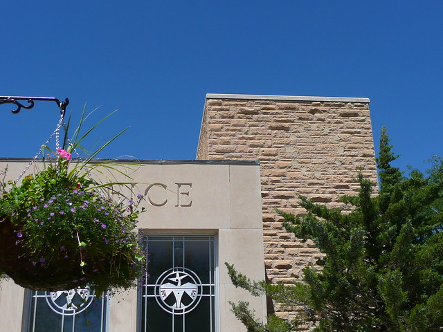 Los Alamos (NM) United States  City pictures : Los Alamos, NM ~ United States Post Office no clock | Flickr Photo ...