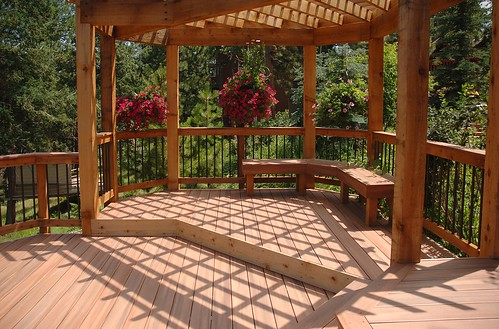 Fiberon Tropics composite decking | by Fiberon