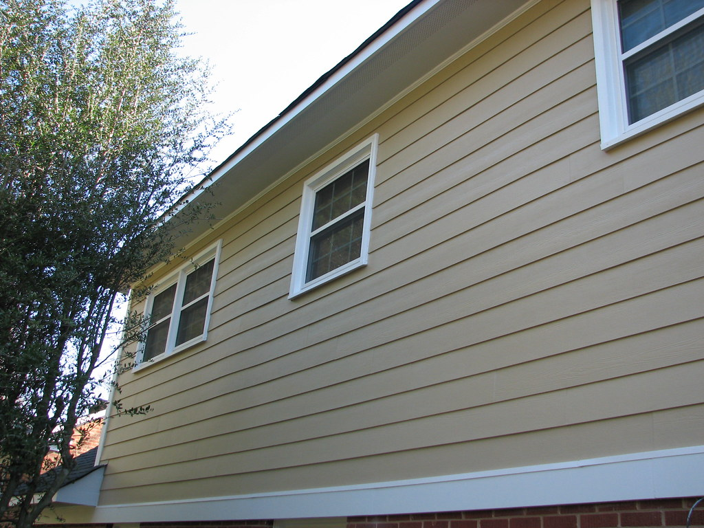 James Hardie Fiber Cement Siding W Hardie Skirt Band And F