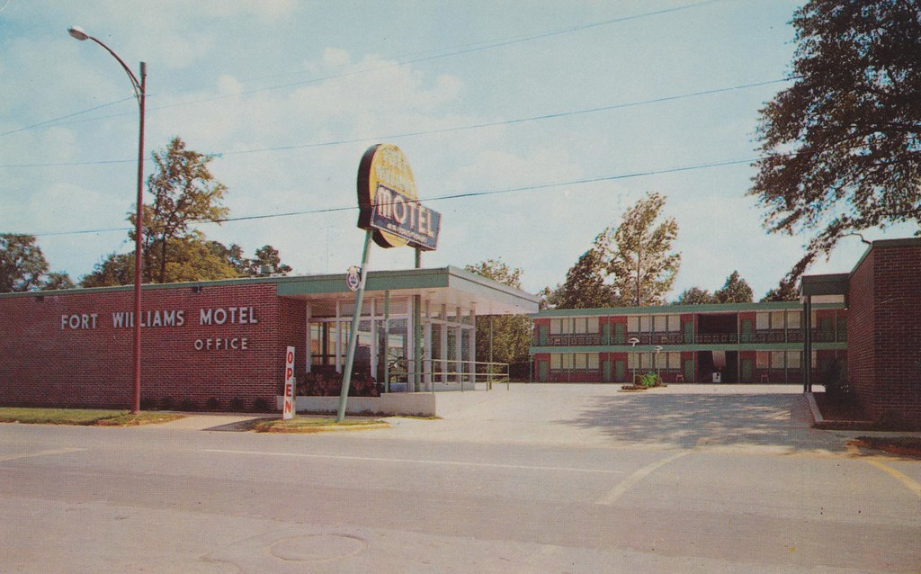 Fort Williams Motel - Sylacauga, Alabama