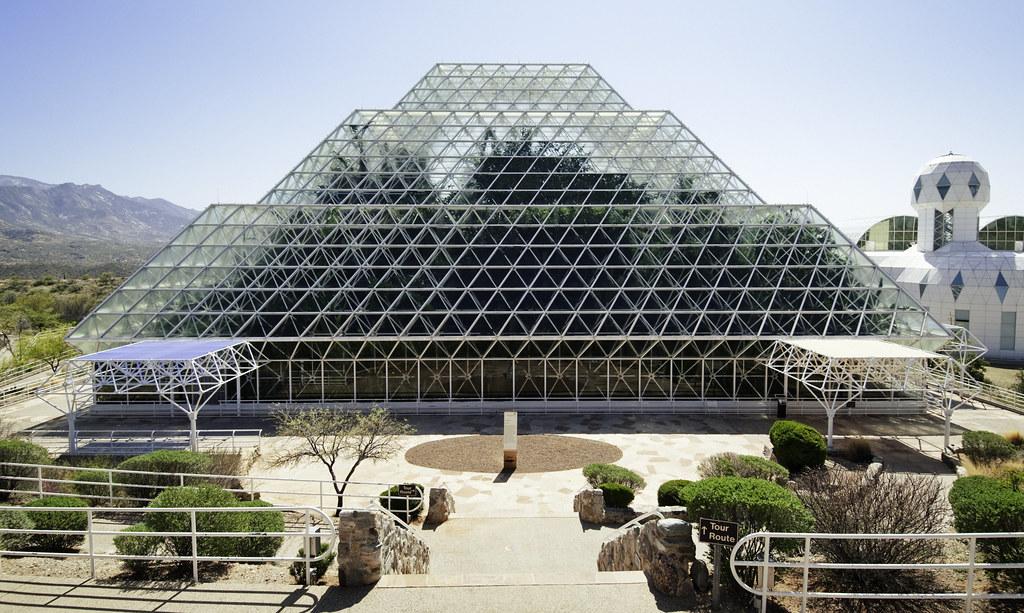 Biosphere 2, Oracle, Arizona