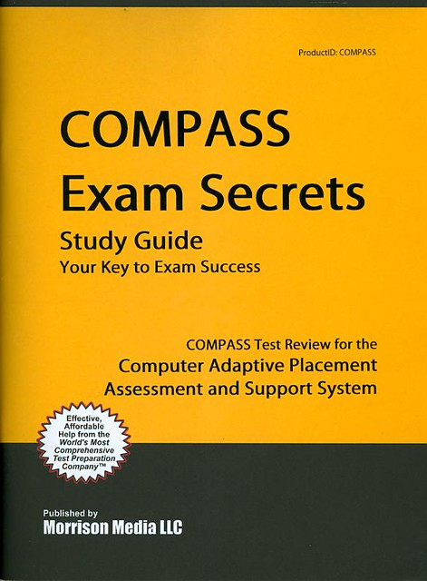 Download COMPASS Study Guide: Secrets to Outsmart the Exam ...