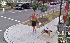 I'm on Google StreetView Again - this time topless! | by Wayan Vota