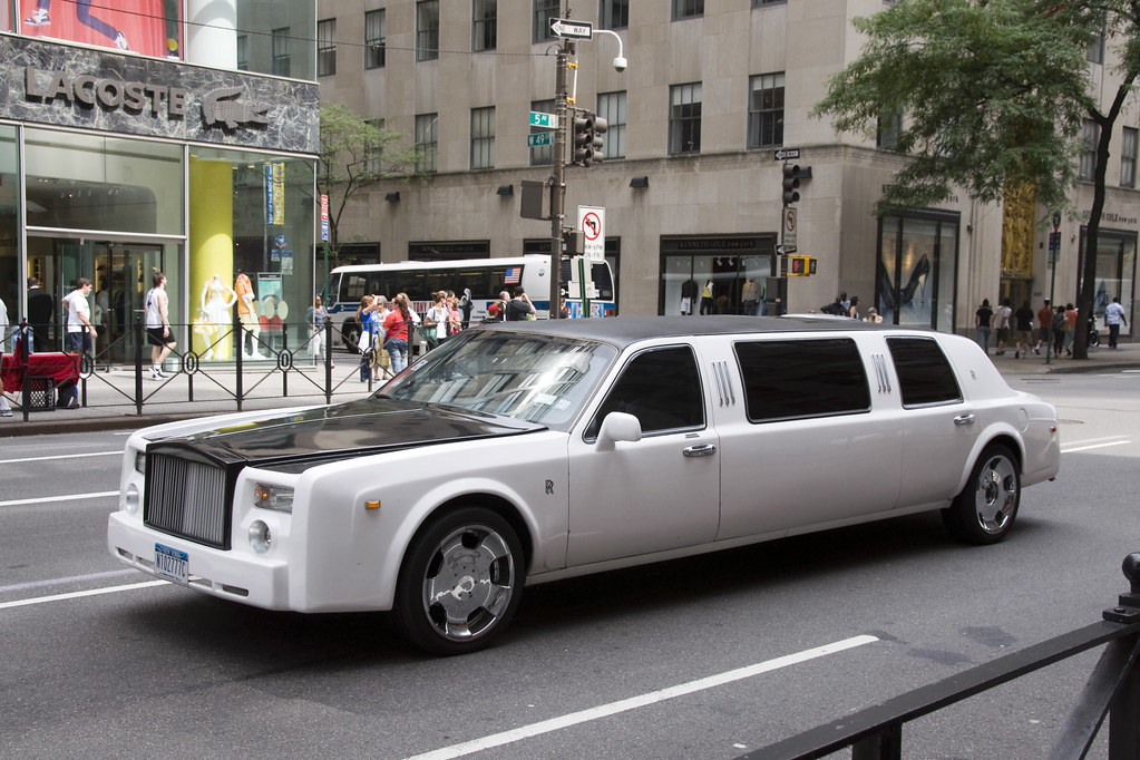 All White Rolls Royce >> Ugly Rolls Royce Limo | My YouTube! www.youtube.com/user/sup… | Flickr