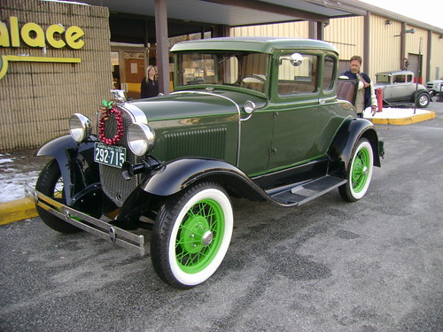 1930 ford model a 5 window coupe 20th annual east coast for 1930 ford 3 window coupe