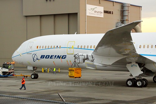 Boeing 787 | by Paine Airport