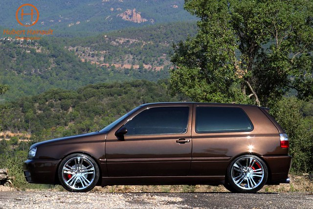 hubert hainault vw golf iii vr6 brown 1 vw golf iii vr6 hubert hainault flickr. Black Bedroom Furniture Sets. Home Design Ideas