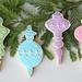 Pastel Ornaments- Fancy Flours
