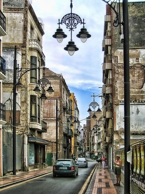 Cartagena, Old Town -- Murcia, Spain