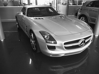 SLS AMG | by Bernardo Macouzet Photography