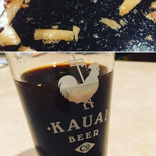 Kauai Tropical Stout (bottling day sample)