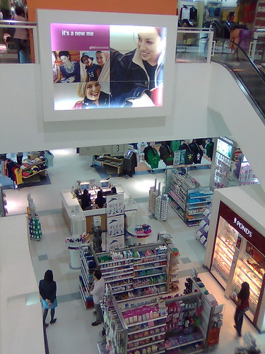 In the seventies, SM worked a shift from a shoe store to a department store, in SM Manila in Echague and later, with SM Makati. SM, a name that has been synonymous with one-step shopping excitement had positioned itself for growth in the 80's, diversifying into the supermarket and appliance store .