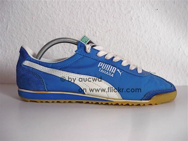 puma retro shoes