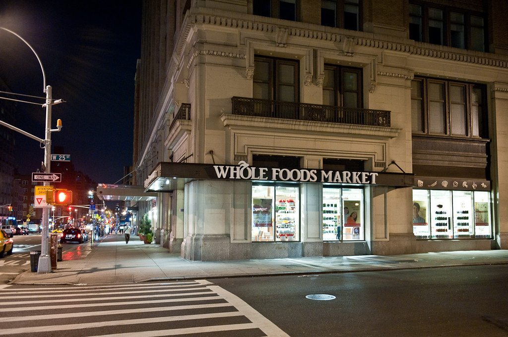 Take Whole Foods Market To A New Market