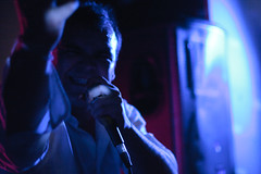 Sam Herring of Future Islands @ Zodiac | by Aural States