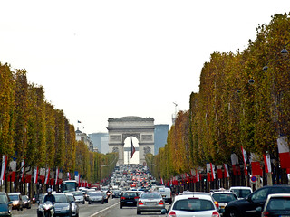 Champs Elysees | by Subharnab