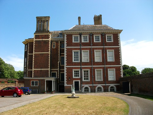 Ham house side view jonhoward flickr for Building houses with side views