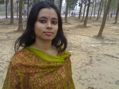 Bangladesh Dhaka Hot Girl  Flickr-9926