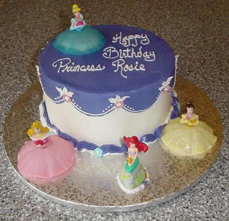 Disney Princess Cake I Love How Smooth I Got My White