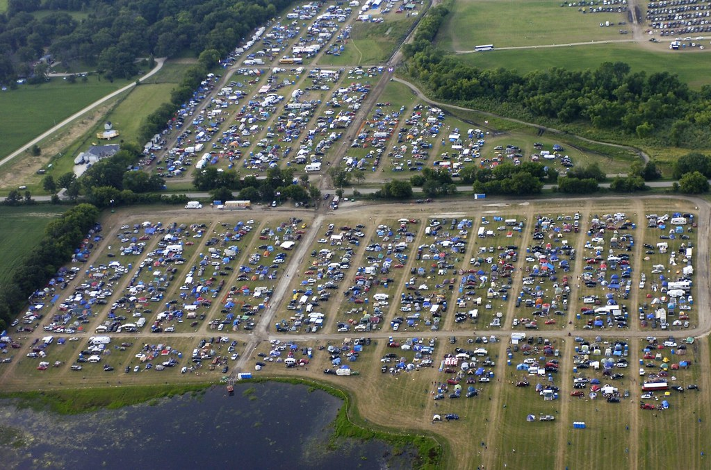 COUNTRY THUNDER AERIAL3   Country Thunder campgrounds.   Flickr