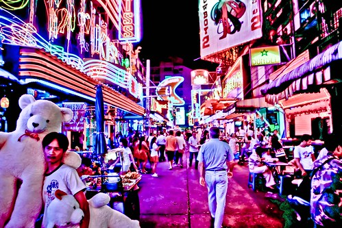 Soi Cowboy Bangkok Thailand Soi Cowboy Is A Red Light