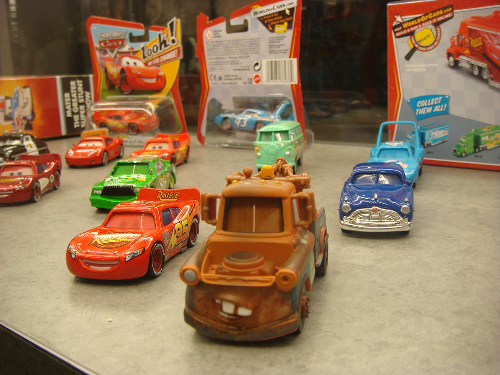 Car Toys Stores 16