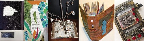Un(bound): Altered Books Competition | by Enoch Pratt Free Library